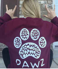 Gg, Memes, and 🤖: es  GG  AWL Thanks @kenzieeastvold for the support in our maroon leopard print 🐾order at PawzShop.com today for FREE shipping