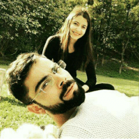 Another Lovely Picture Of Virat Kohli & Anushka Sharma 💗 Made For Each Other 👌💝: es it Another Lovely Picture Of Virat Kohli & Anushka Sharma 💗 Made For Each Other 👌💝