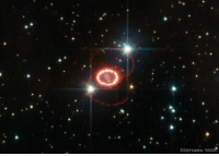 """<p><a href=""""http://photos-of-space.tumblr.com/post/158013034327/the-mysterious-rings-of-supernova-1987a"""" class=""""tumblr_blog"""">photos-of-space</a>:</p>  <blockquote><p>The Mysterious Rings of Supernova 1987A</p></blockquote>: ESA/Hubble, NASA <p><a href=""""http://photos-of-space.tumblr.com/post/158013034327/the-mysterious-rings-of-supernova-1987a"""" class=""""tumblr_blog"""">photos-of-space</a>:</p>  <blockquote><p>The Mysterious Rings of Supernova 1987A</p></blockquote>"""