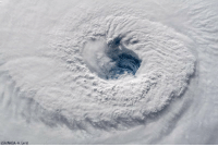 "Memes, Nasa, and Hurricane: ESA/NASA-A. Gerst ""CHILLING"": Astronaut Alexander Gerst tweeted several photos of HurricaneFlorence Wednesday, saying, ""Ever stared down the gaping eye of a category 4 hurricane? It's chilling, even from space."""