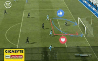 Soccer, Thiago Silva, and Gigabyte: ESF  GIGABYTE  Ultra Durable  THIAGO SILVA How would you score in this situation?