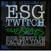 Black Friday, Memes, and Twitch: ESG  TWITCH  FOUR-TWENTY PM  PACIFIC TIME  TWITCH. TV/EASTSIDE GAMES It's Tuesday, which means Twitch Tuesday! Join us as we cover the upcoming Black Friday Weekend Quests! It's going to be a real blast and I'm sure you all are gonna be super jazzed about it! Join us over at www.twitch.tv/eastsidegames at 4:20pm PST to catch the latest news!   Have any questions for us? Comment and we'll do our best to answer your question live on Twitch!   ---> bit.ly/TwitchTimeWoooooo ---> bit.ly/FamiliarFacesNewQuests ---> bit.ly/BlackFridaySuperAwesomeQuestTime