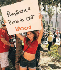 Be proud of your roots because resilience runs in our blood! ✊🏿✊🏽✊🏾 - PC: @gianellaghiglino - mayday IndigenousPride resilience immigrantsmakeamericagreat Peruvian HereToStay ResilienceIsOurStrength: esilience  Runs in our  Kvns in Our  Blood Be proud of your roots because resilience runs in our blood! ✊🏿✊🏽✊🏾 - PC: @gianellaghiglino - mayday IndigenousPride resilience immigrantsmakeamericagreat Peruvian HereToStay ResilienceIsOurStrength