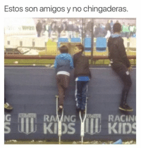 Kids, Espanol, and Kidding: Estos son amigos y no chingaderas.  WRI  S Ill RAMING  RACIN  KIDS llll KIDS Siguenos en ---> Oiesamamada 2.0 <--- para mas contenido sin comerciales