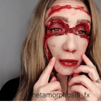 9gag, Halloween, and Memes: etamorphbsia fx When you accidentally revealed your true self. - By @metamorphosia_fx - halloween spooktober 9gag