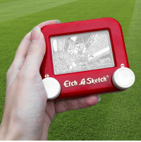 Sweet, Victory, and Sketch: Etch -4 Sketch  cess Sweet Victory Etch A Sketch