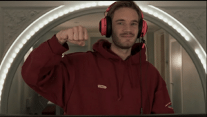Thank You, Congratulations, and You: ETE Congratulations Pewdz and Thank you for everything you've done you have helped millions of people you really deserve that 100mil from a fellow bro 👊 Keegan