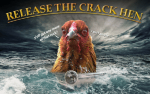 Got, Rock, and Crack: ETHE CRACK HEN  CRAC  y'all got any more  of that rock?  ain'tplayin  Cs