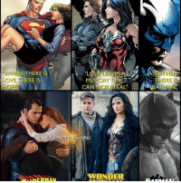 Love, Memes, and Heroes: ETHERE IS  myVHERE  ND THEN  HERE is  MEMORY  LOVE  CANNOT STEAL NNBATMANN  MAN  A WONDER Romance of our heroes in the DCEU... (waiting for an official image of Aquaman & Mera and Flash & Iris together) @henrycavill & amyadams @gal_gadot & chrispine @benaffleck mywonderwoman girlpower women femaleempowerment MulherMaravilha MujerMaravilla galgadot unitetheleague princessdiana dianaprince loislane stevetrevor clarkkent brucewayne love romance