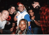 BLAST FROM THE PAST Daniel Bryan, Brian Kendrick, Steve Corrino, Awesome Kong, Rocky Romero and me - Japan, April 2004: etL  NB  87 LETES BLAST FROM THE PAST Daniel Bryan, Brian Kendrick, Steve Corrino, Awesome Kong, Rocky Romero and me - Japan, April 2004