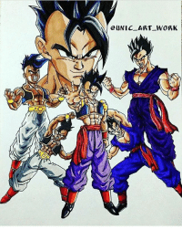 Anime, Dragonball, and Frieza: eUNIC ART WORK Name this fusion + Follow best dbz account @goku_the_brocoly ~ Follow my naruto account @naruto.mixer ▂▂▂ ♕Goku ♕ ▂▂▂ ⠀⠀⠀⠀⠀⠀⠀⠀⠀⠀ 『Instagram』 - Follow @dbz.unleashed - 📥DM for business enquires 😊 - - 🖌Remember to use GTBdrawing to have your art featured ⠀⠀───────⠀☾🙌☽⠀─────── If you take my idea or my picture-video in General please give me credit! ⠀⠀───────⠀☾🙌☽⠀─────── □■■■■■■■■■■■■■■■■□ db   dbz   dbs   dbgt   explore   dragonball   dragonballz   dragonballsuper  dbsuper   goku   kakarot   songoku   gohan   goten   vegeta   Otaku   Japan   trunks   l4l   piccolo   frieza   like4like   manga   GokuKaioken   whis   anime   saiyan   supersaiyan   follow4follow  @insanedbz Hateful, promoting, and spam comments will be taken down immediately!