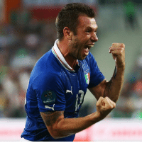 """Memes, Andres Iniesta, and Best: EURO2012 """"The three strongest players? Leo Messi is the best. Always. Then Andrés Iniesta. Then Xavi along with me. I'm still worth the podium now.""""  - Antonio Cassano"""