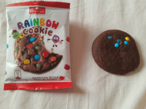 So many colours: EUROCAKE  RAINBOW  NO  Enegy  130  AMERICAN STYLE  SOFT & CHEWY  *Relerence takes a ba  002.200 So many colours
