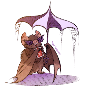 evara-hargreaves:  PSA to all bats: Stay hydrated and keep away from the giant flaming orb in the sky. : evara-hargreaves:  PSA to all bats: Stay hydrated and keep away from the giant flaming orb in the sky.