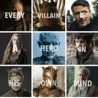 Hbo, Memes, and The Worst: EVE  !..VILLAIN:  IS  meothropos  HER  MIS  IND Which villain is the worst? gameofthrones petyrbaelish aidengillen lenaheadey cersei cerseilannister nightking whitewalkers ramsay ramsaybolton iwanrheon joffrey jackgleeson got hbo asoiaf thronesmemes