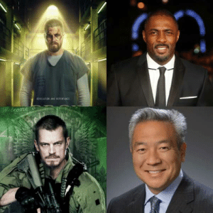 Idris Elba, Memes, and News: EVELATIONS AND REPENTANCE DC NEWS OVERLOAD! -Arrow is ending next season! Season 8 will consist of 10 episodes.  -Idris Elba will be the new Deadshot! Will Smith will not be returning.  -Joel Kinnaman will not be returning as Rick Flag -President of WB was banging an actress and promoted her for her sexual favors. (Link in comments). I guess the DCEU isn't the only thing he's been screwing ...  WILD DAY!  (Robert Gabel Jr)