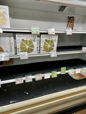 Even a doomsday scenario can't convince people to buy broccoli & kale pizza crust: Even a doomsday scenario can't convince people to buy broccoli & kale pizza crust