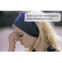 Bae, Paintings, and Shit: Even my inner monologue is  tired of hearing my shit. I'm over me w- brigittebardot in lemepris by the bae jeanlucgodard.