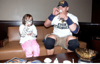 John Cena, World Wrestling Entertainment, and Break: EVEN  STONGE WWE Superstar John Cena Has Granted 500 Wishes Making Him Break Celebrity Record Of Make-A-Wish Wishes