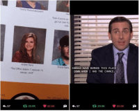 """<p>This is what I would call a true Legend via /r/memes <a href=""""https://ift.tt/2JYnwck"""">https://ift.tt/2JYnwck</a></p>: Even t you're on  get run over ify  Amber Rains  The Office, season 7, eplsode 19,  minute 1445  SHOULD HAVE BURNED THIS PLACE  DOWN WHEN I HAD THE CHANCE  Bharat Ramk  pl 
