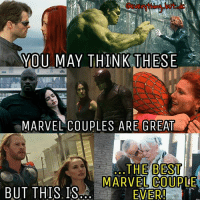 Hands Down! 💑👨‍👩‍👧👴👵 nerd geek disney marvel guardiansofthegalaxy netflix daredevil hulk mcu xmen thor deadpool starwars stanlee spiderman ironman captainamerica spidermanhomecoming dc batman superman justiceleague stanlee cosplay: eventhing ett  out d  YOU MAY THINK THESE  MARVEL COUPLES ARE GREAT  THE 60S  THE BEST  MARVEL COUPLE  EVER!  BUT THIS. IS.o Hands Down! 💑👨‍👩‍👧👴👵 nerd geek disney marvel guardiansofthegalaxy netflix daredevil hulk mcu xmen thor deadpool starwars stanlee spiderman ironman captainamerica spidermanhomecoming dc batman superman justiceleague stanlee cosplay