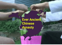 reverse-gif: Ever Ancient  Chinese  dynasty