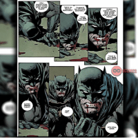 """Epic Like 8Comics: EVERY  AAMMN.  NIGHT.  KNOW HOW  MANY TIMES  I'VE HEARD  THAT  """"REST IN  """"THERE'S  PEACE  NO ESCAPE,  BATMAN  BATMAN  TO DIE,  BATMAN  AND  YET...  EVERY  NIGHT OVER,  AND OVER,  AND OVER  FOR SO MANY  YEARS.  """"THIS IS  I'M STILL  HERE  BCO Epic Like 8Comics"""