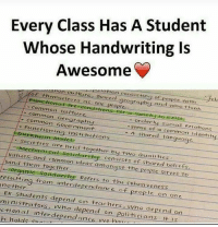 Ex's, Memes, and Ted: Every Class Has A Student  Whose Handwriting Is  Awesome  on consisting of people with  on cultuur  e Sharedl  e condtrtions ror a societe to EXiSta  gsography and who think  of themseleves as one people  Function al Pre  Common ciulteer  e common Geograp2  common Government  orelerly social Rcietions  Sense of a common ted entat  - A Shared tangucage  9  renctioning ins th tuchiens  .Duncheinn Model  Socie ties are helcl together bu  two Gualities  echani col Souelarite consists of shared beliefs.  vaiues anci common ideas amongst the people ser  bind them together  ー-organic-Sonetaritus Refers to the cohesiveness  resulting from interdepenclance of people on one  nother  Ex Students depencd on teac hers, who depend on  ministreators, wno dependd on Poli ticians it is  ctional interdependlance we ha  h holds So true 😂😂 Tag that friend.➡️➡️➡️ . . krakstv