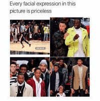 Funny, Memes, and 🤖: Every facial expression in this  picture is priceless  CHBAMEME Still funny 😂