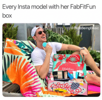 "Being Alone, Love, and Summer: Every Insta model with her FabFitFun  box  @BrosBeingBasic  UMM  tai  PRO Exactly this 😂 But we srsly love @fabfitfun & you can always get $10 off your first box using code ""BASIC"" at FabFitFun.com 💁🏼 fabfitfun Fabfitfunpartner — Right now you can snag the SUMMER BOX with so many ahhh-mazing products — this @summerandrose towel, @foreo LUNA (!!!!), Tarte pro palette, and so much more (some products are legit worth more than the box alone). 💁🏼 TreatYoself or someone else 😍🌞**www.FabFitFun.com**"
