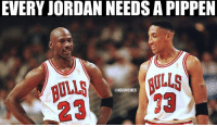 Tag your partner-in-crime on the court!: EVERY JORDAN NEEDSAPIPPEN  MULLS  @NBAMEMES Tag your partner-in-crime on the court!