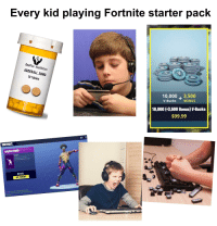 Fortnite Starter Pack: Every kid playing Fortnite starter pack  OnePlus HealthCare  ADDERALL 30MG  30 Tablets  10,000 3,500  V-Bucks BONUS  10,000 (+3,500 Bonus) V-Bucks  $99.99  FORTNITE  DISCO FEVER  Emote  Heat up the dance floor  Part of the Fortnite Fever set  800  GET V-BUCKS  7 40 PM] Party. Eric Ceto joined the party  7:40 PM] Party: Eric Ceto has disconnected from  the party