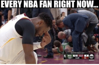 The NBA season is off to a somber start. Get well soon, Gordon Hayward 🙏: EVERY NBA FAN RIGHT NOW  OPEKING NIGHT 2017  ST 645 24  NBAMEMES The NBA season is off to a somber start. Get well soon, Gordon Hayward 🙏