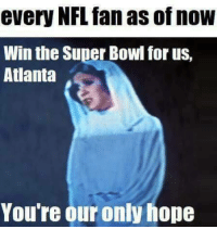 Patriots haters not trying to see Brady get another ring.  (Joe Rivera): every NFL fan as of now  Win the Super Bowl for us,  Atlanta  You're our only hope Patriots haters not trying to see Brady get another ring.  (Joe Rivera)