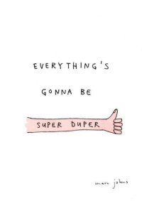 super duper: EVERY THING'S  SuPER DuPER