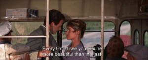 Beautiful, Time, and You: Every time T see you, you re  more beautiful than the last