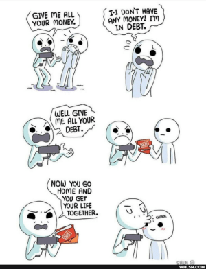 Everybody deserves a second chance. Credits : shenanigansen: Everybody deserves a second chance. Credits : shenanigansen