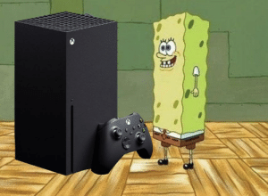 Everybody hating on PS5 when X-Box be like: Everybody hating on PS5 when X-Box be like