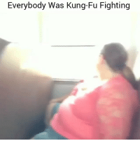 Funny, Lol, and Old: Everybody Was Kung-Fu Fighting Old but gold lol