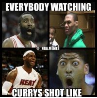 VERSION 2 OF THIS MEME: This is the MVP version of the meme I posted last night😂 All the other MVP candidates reactions to his insane shot!🏀 Is Curry the league's MVP? Double tap and tag some friends below! 👍⬇: EVERYBODY WATCHING  NBA MEMES  NEAT  CURRYS SHOT LIKE VERSION 2 OF THIS MEME: This is the MVP version of the meme I posted last night😂 All the other MVP candidates reactions to his insane shot!🏀 Is Curry the league's MVP? Double tap and tag some friends below! 👍⬇