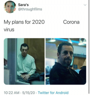 Everybody's plans are completely effed for the year. #Memes #Twitter #2020: Everybody's plans are completely effed for the year. #Memes #Twitter #2020