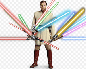 Everyday Obi-Wan takes a lightsaber from the hands of grievous but I skip to day 15 so I don't have to make memes everyday: Everyday Obi-Wan takes a lightsaber from the hands of grievous but I skip to day 15 so I don't have to make memes everyday