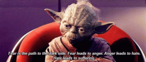 Everyone's jumping to hate on Kathleen and really forgetting what Yoda told us: Everyone's jumping to hate on Kathleen and really forgetting what Yoda told us