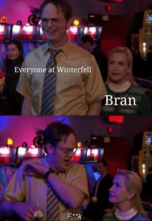 Game of Thrones, Bran, and Everyone: Everyone at Winterfell  Bran