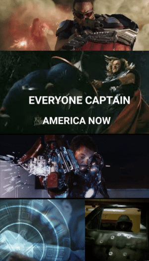 EVERYONE CAPTAIN  AMERICA NOW superhero-news:  Why do so much people in the MCU like shields?🤔🤔