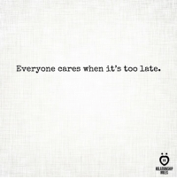 everyone cares