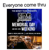 """If you're in Las Vegas, this Memorial Weekend, Friday May 26th - Monday May 29th... The Only Place To Be Is At """"GIRL COLLECTION"""". The Official Grand Opening of The Super Exclusive Gentlemen's Club, With VIP Service, Top Shelf Bar & Food and The Most Exotic Women In Las Vegas! This Is a 4 Day Party... Don't Miss Out! @girlcollection GIRL COLLECTION 2580 S Highland Dr Las Vegas, NV 89109 1- (844) 447-5758 girlcollection memorialdayweekend vegas lasvegas strippers stripperking dance hot prettygirls money: Everyone come thru  THE MONEY TEAM PRESENTS  MEMORIAL DAY  WEEKEND  2580s, HGHLAND DR. I LAS VEGAS, NvB9109 If you're in Las Vegas, this Memorial Weekend, Friday May 26th - Monday May 29th... The Only Place To Be Is At """"GIRL COLLECTION"""". The Official Grand Opening of The Super Exclusive Gentlemen's Club, With VIP Service, Top Shelf Bar & Food and The Most Exotic Women In Las Vegas! This Is a 4 Day Party... Don't Miss Out! @girlcollection GIRL COLLECTION 2580 S Highland Dr Las Vegas, NV 89109 1- (844) 447-5758 girlcollection memorialdayweekend vegas lasvegas strippers stripperking dance hot prettygirls money"""
