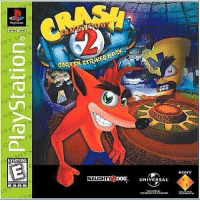One of the best games of my childhood: EVERYONE  ES FAB  GaRTER STRI  NAUGHTY DoG. UNIVERSAL  NONY One of the best games of my childhood