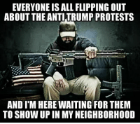 💀 A few of you fucks need to wake the fuck up. These are not protesters , they are Anarchist under the orders and funding of George Soros. There is nothing in our freedom of speech that support riots , looting or beaten up innocent people. Some of you punks call your self patriots and or trump supporters are weak as fuck. Wake the fuck up. 👊🏽💀👍🏽 UncleSamsMisguidedChildren 💀 Check out our store. Link in bio. 💀 LIKE our Facebook page 💀 Subscribe to our YouTube Channel 💀 Visit our website for more News and Information. 💀 www.UncleSamsMisguidedChildren.com 💀 Tag and Join our Misguided Family @unclesamsmisguidedchildren Use code USMCNATION10 for 10% off MisguidedLife MisguidedNation USMCNation donaldtrump 2A Military MolonLabe tactical veteran milo Veterans Republican Gun USA MAGA USMC conservative Army Navy K9 Infantry Grunt Guns Police alllivesmatter berkeley trump 1776 usa: EVERYONE ISALL FLIPPING OUT  ABOUT THE ANTITRUMP PROTESTS  ANDI M HERE WAITING FOR THEM  TO SHOWUP IN MY NEIGHBORHOOD 💀 A few of you fucks need to wake the fuck up. These are not protesters , they are Anarchist under the orders and funding of George Soros. There is nothing in our freedom of speech that support riots , looting or beaten up innocent people. Some of you punks call your self patriots and or trump supporters are weak as fuck. Wake the fuck up. 👊🏽💀👍🏽 UncleSamsMisguidedChildren 💀 Check out our store. Link in bio. 💀 LIKE our Facebook page 💀 Subscribe to our YouTube Channel 💀 Visit our website for more News and Information. 💀 www.UncleSamsMisguidedChildren.com 💀 Tag and Join our Misguided Family @unclesamsmisguidedchildren Use code USMCNATION10 for 10% off MisguidedLife MisguidedNation USMCNation donaldtrump 2A Military MolonLabe tactical veteran milo Veterans Republican Gun USA MAGA USMC conservative Army Navy K9 Infantry Grunt Guns Police alllivesmatter berkeley trump 1776 usa