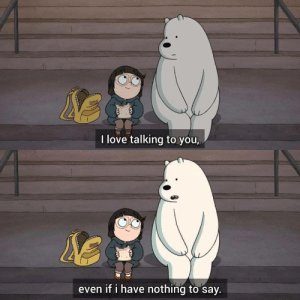 Everyone needs an ice bear in their lives.: Everyone needs an ice bear in their lives.